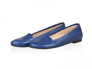 Balerini dama-B117N Blueberry