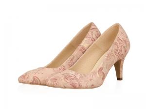 Pantofi dama-P161N Rose