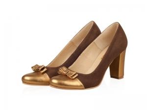 Pantofi dama-P31N Creamy