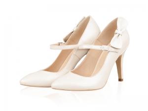Pantofi mireasa- P01N Loly