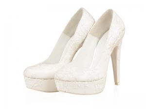 Pantofi mireasa-P05N Hevenly