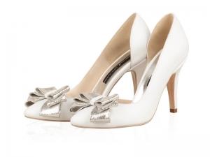 Pantofi mireasa-P08N Diamonds