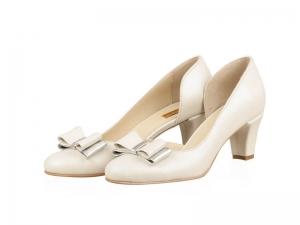 Pantofi mireasa-P186N Meli
