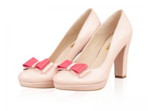 Pantofi mireasa- P27N Amade