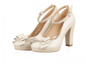 Pantofi mireasa-P27N Jessi