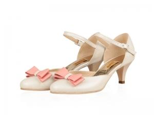 Pantofi mireasa - P45N Petal