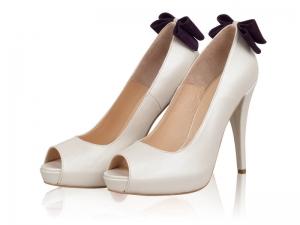 Pantofi mireasa- P67N Nieve