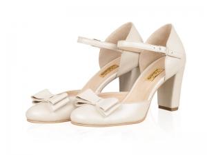Pantofi mireasa- S45N Pearl