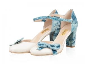 Sandale dama-S45N Bluen