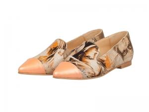 Balerini dama Copper