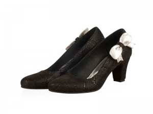 Pantofi dama-P163N Sinblack