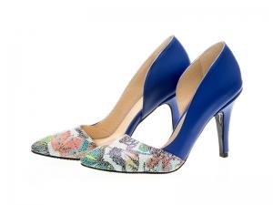 Pantofi dama- P164N Aqua
