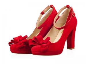 Pantofi dama-P27N Folove