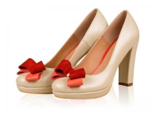 Pantofi mireasa- P27N Red