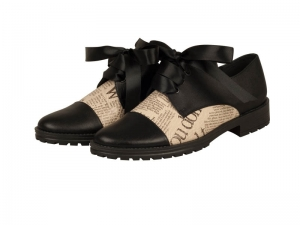 Pantofi oxford Brita