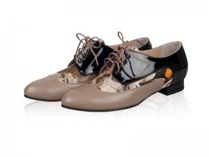 Pantofi oxford- P7N Tribal