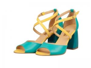 Sandale dama Lime