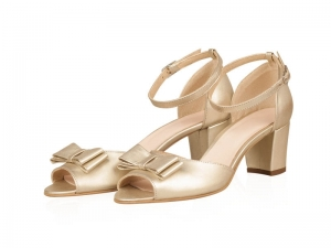 Sandale mireasa-S199N Laro