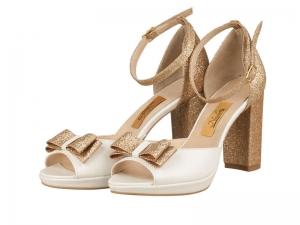 Sandale mireasa- S32N Kristen