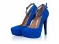 Pantofi dama Blue Lagoon