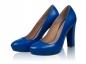Pantofi dama Electric blue