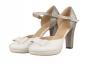 Pantofi mireasa Carely