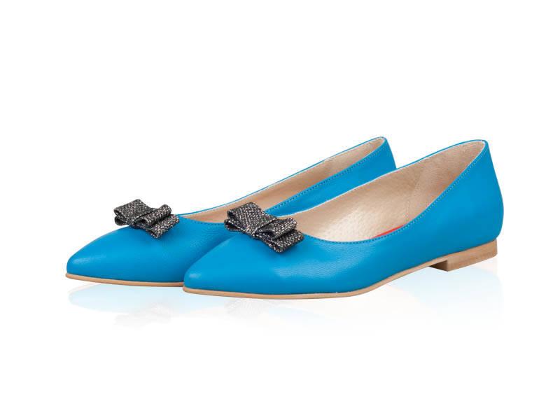 Balerini dama Azul