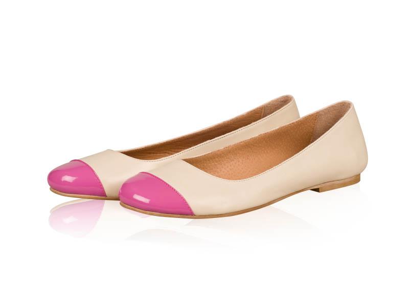 Balerini dama - B02N Pink