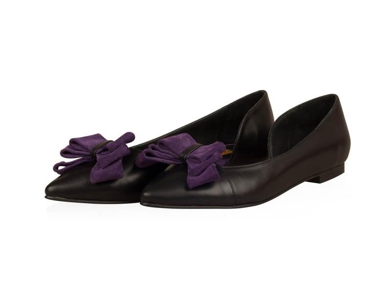 Balerini dama-B165N Purplen