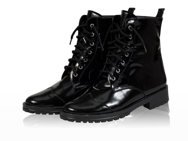 Ghete dama-G04N All Black