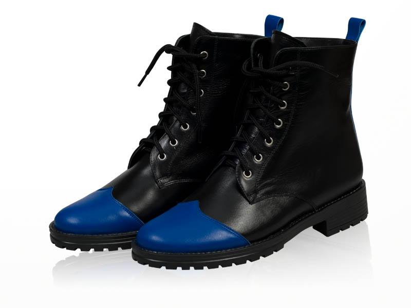 Ghete dama- G04N Electric Blue