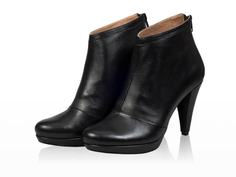 Ghete dama- G74N All Black