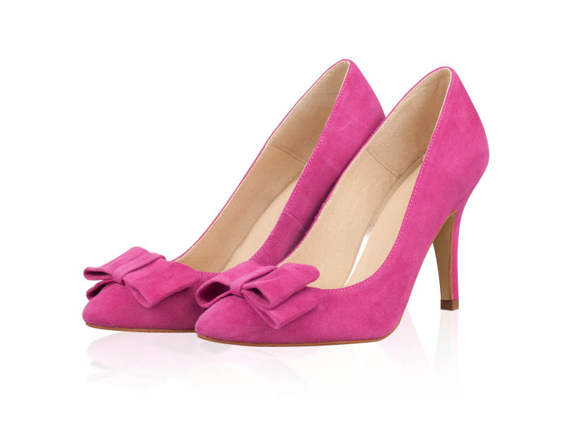 Pantofi dama- P01N Fucsia