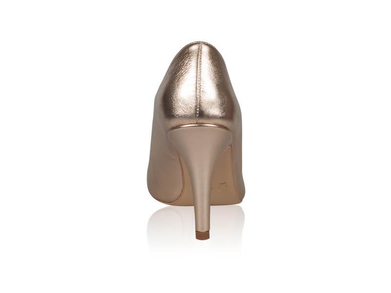 Pantofi dama- P01N Gold leaf