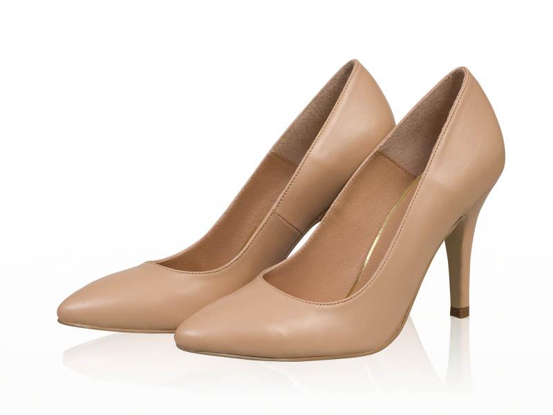 Pantofi dama- P01N Nude