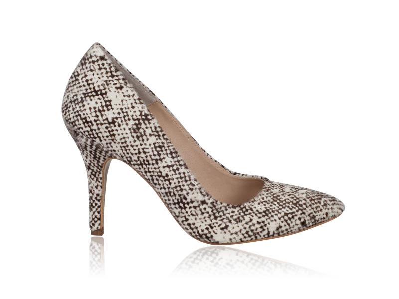 Pantofi dama- P01N Pepper