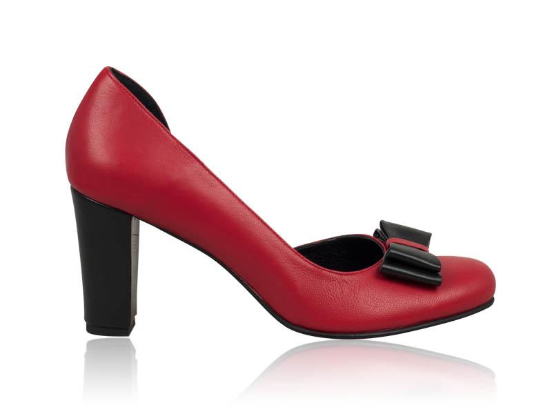 Pantofi dama- P06N RED