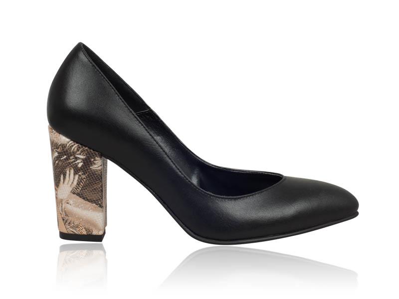 Pantofi dama - P11N Black