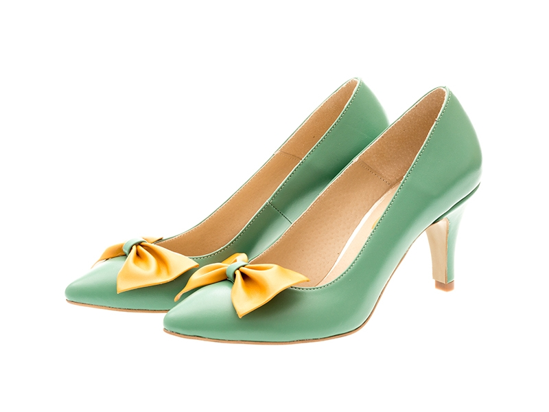 Pantofi dama- P161N Indis