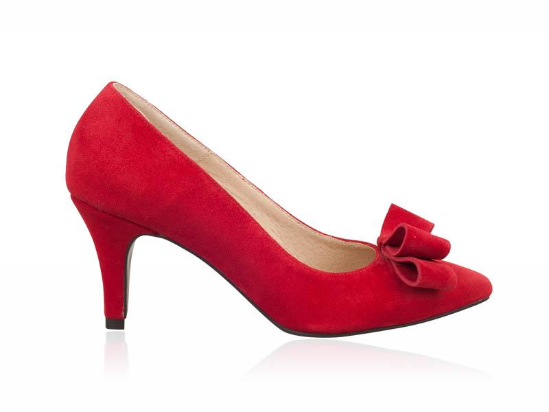 Pantofi dama- P161N Red One