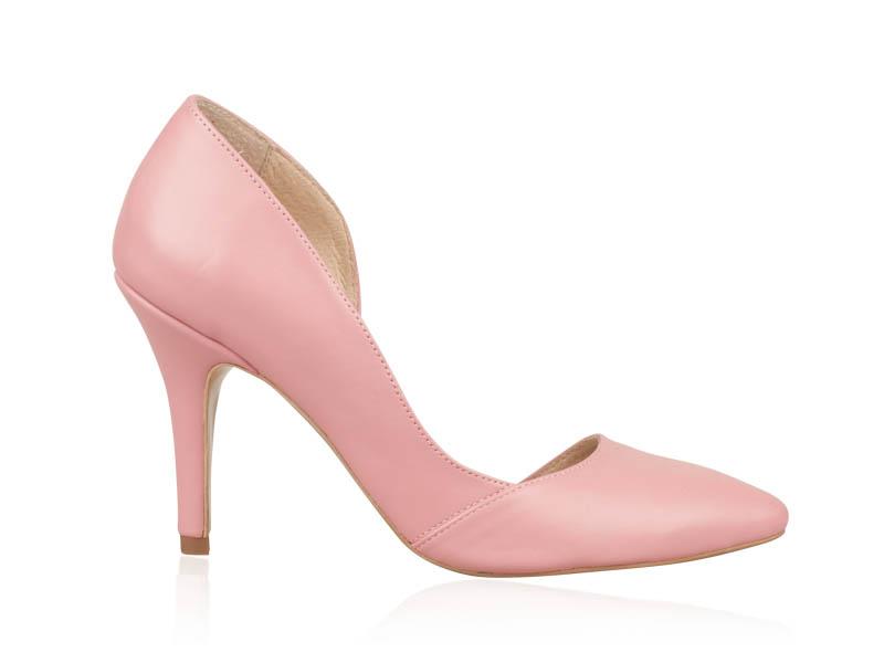 Pantofi dama-P164N Roze