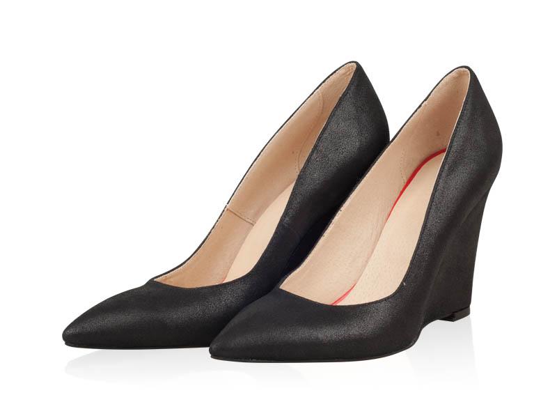 Pantofi dama- P172N Black