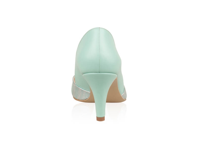 Pantofi dama- P184N Trims