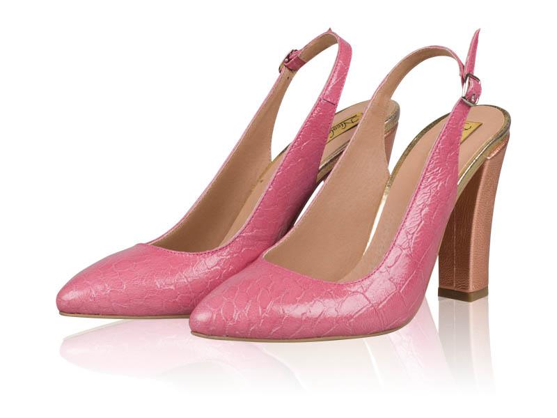 Pantofi dama -P26N Pink Shine