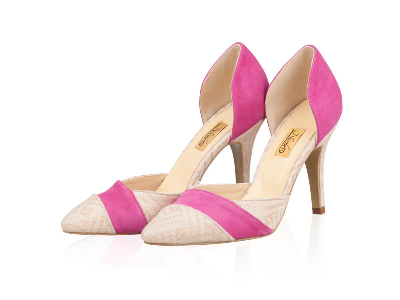 Pantofi dama-P29N Flower