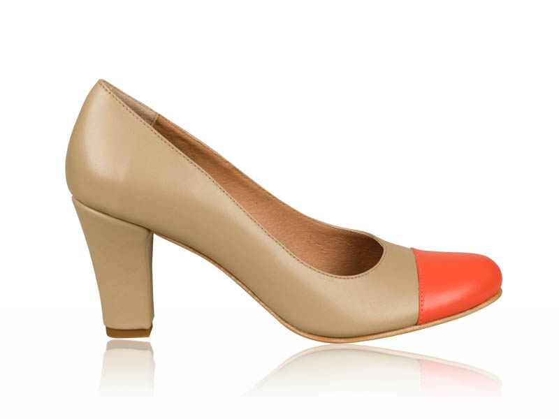 Pantofi dama - P31 Coral
