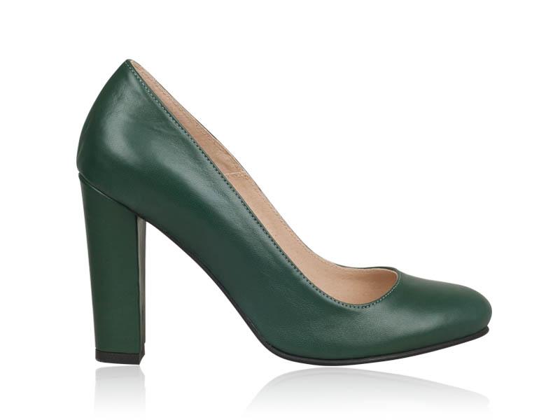 Pantofi dama-P66N Grun