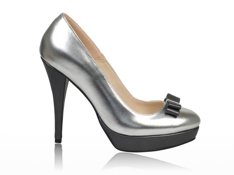 Pantofi dama-P66PVF Ice black