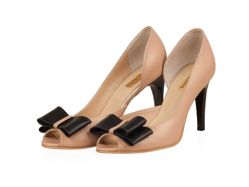 Pantofi dama-P67N Swan