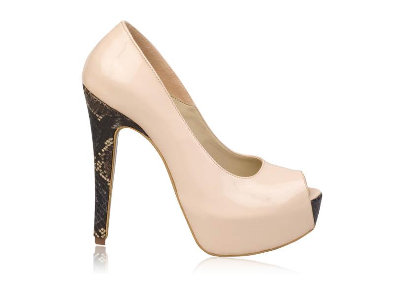 Pantofi dama -  P75 Snake